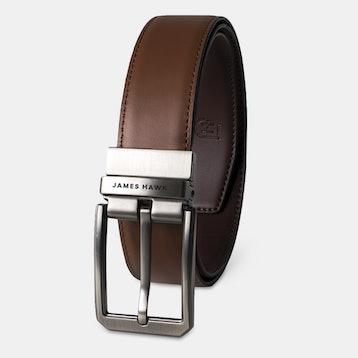 James Hawk Reversible Smart Belt