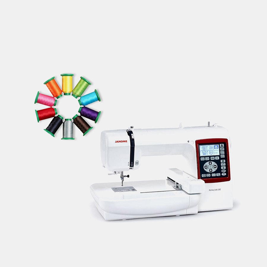 Janome 230E Embroidery Machine