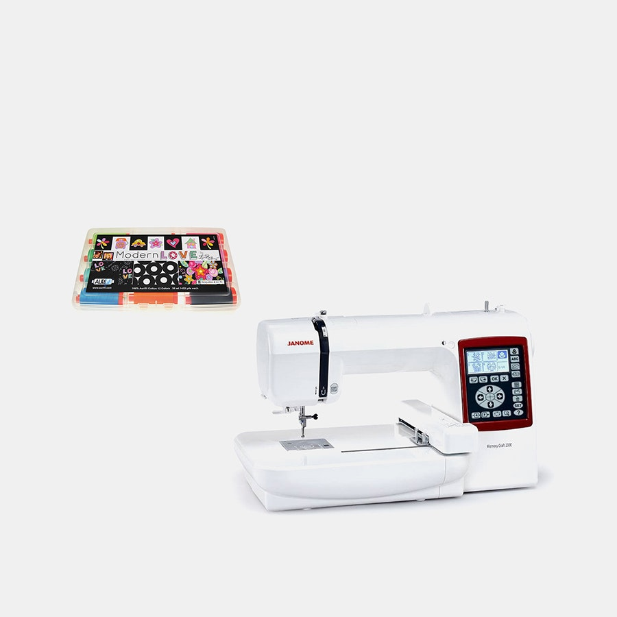 Janome 230E Embroidery Machine