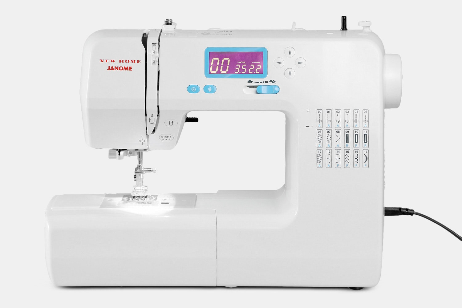 Janome 49018 Sewing Machine