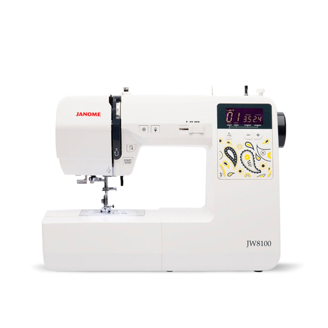 Janome JW8100 Sewing Machine
