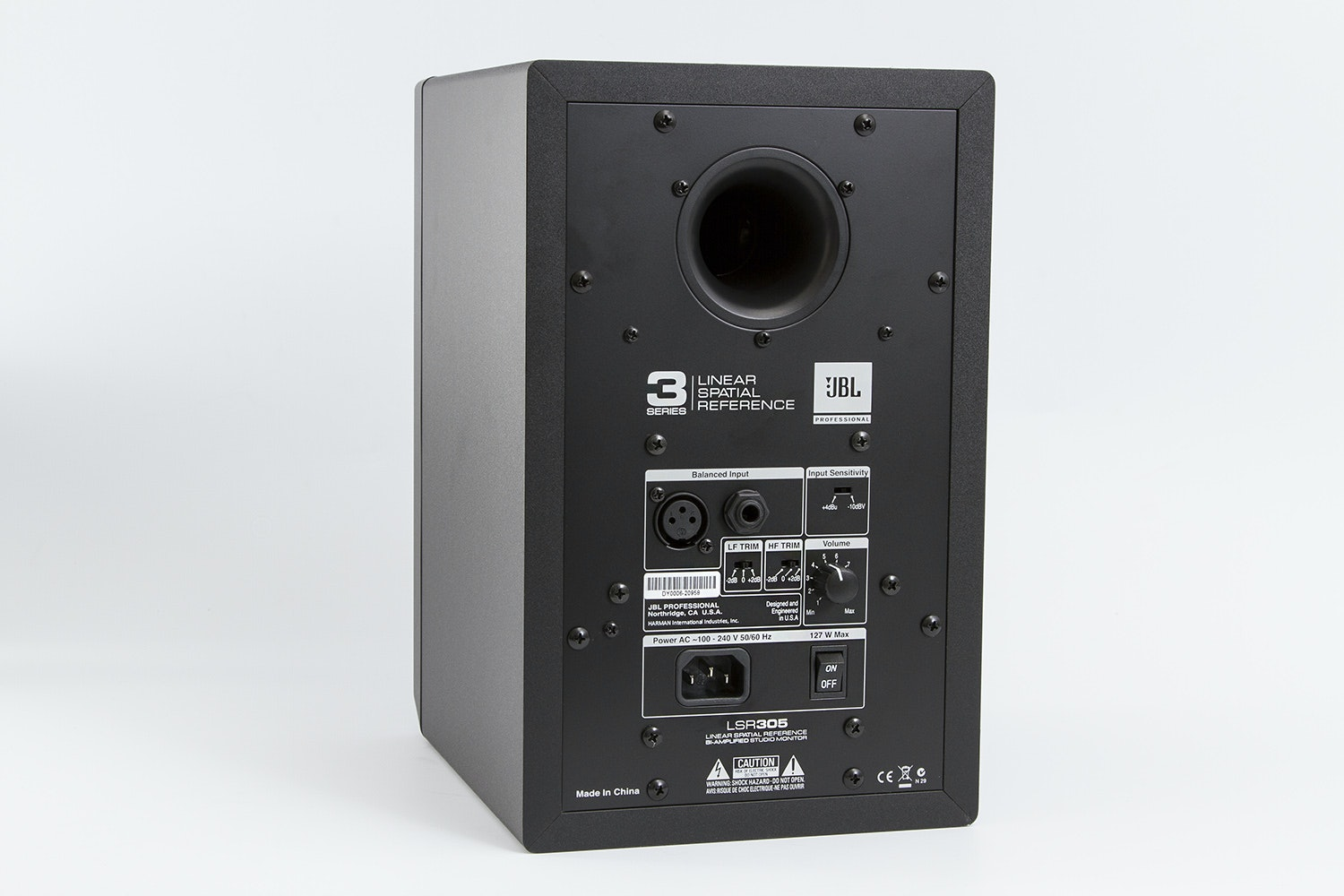 JBL LSR305 5 Active Studio Monitor
