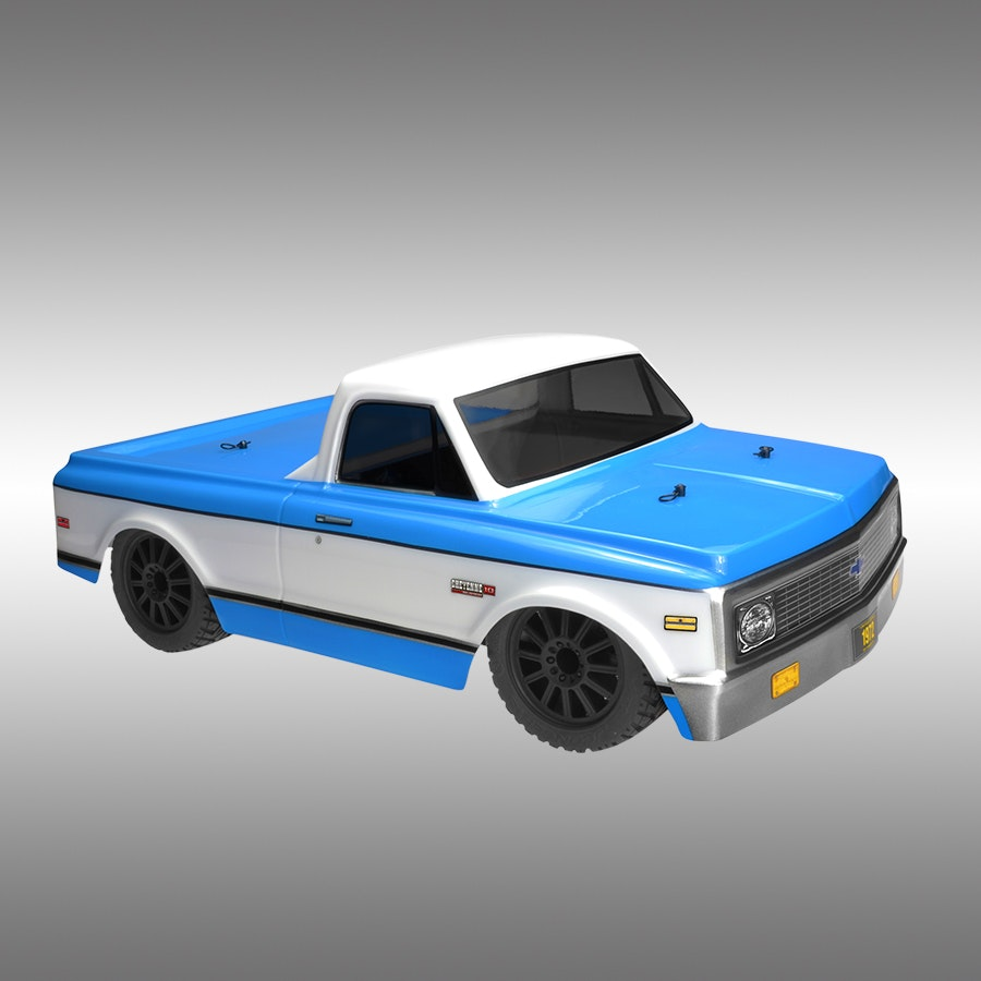 JConcepts 1972 Chevy C10 Scalpel or HF2 SCT Body