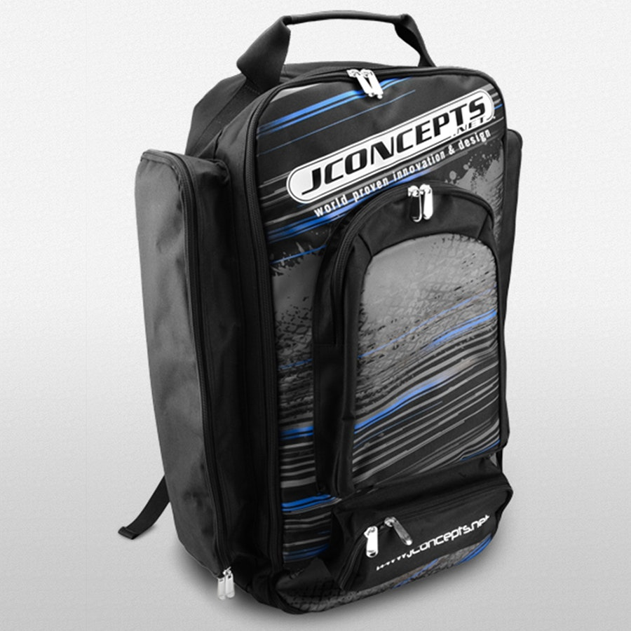 JConcepts Backpack for SCT or 1/10th Vehicles