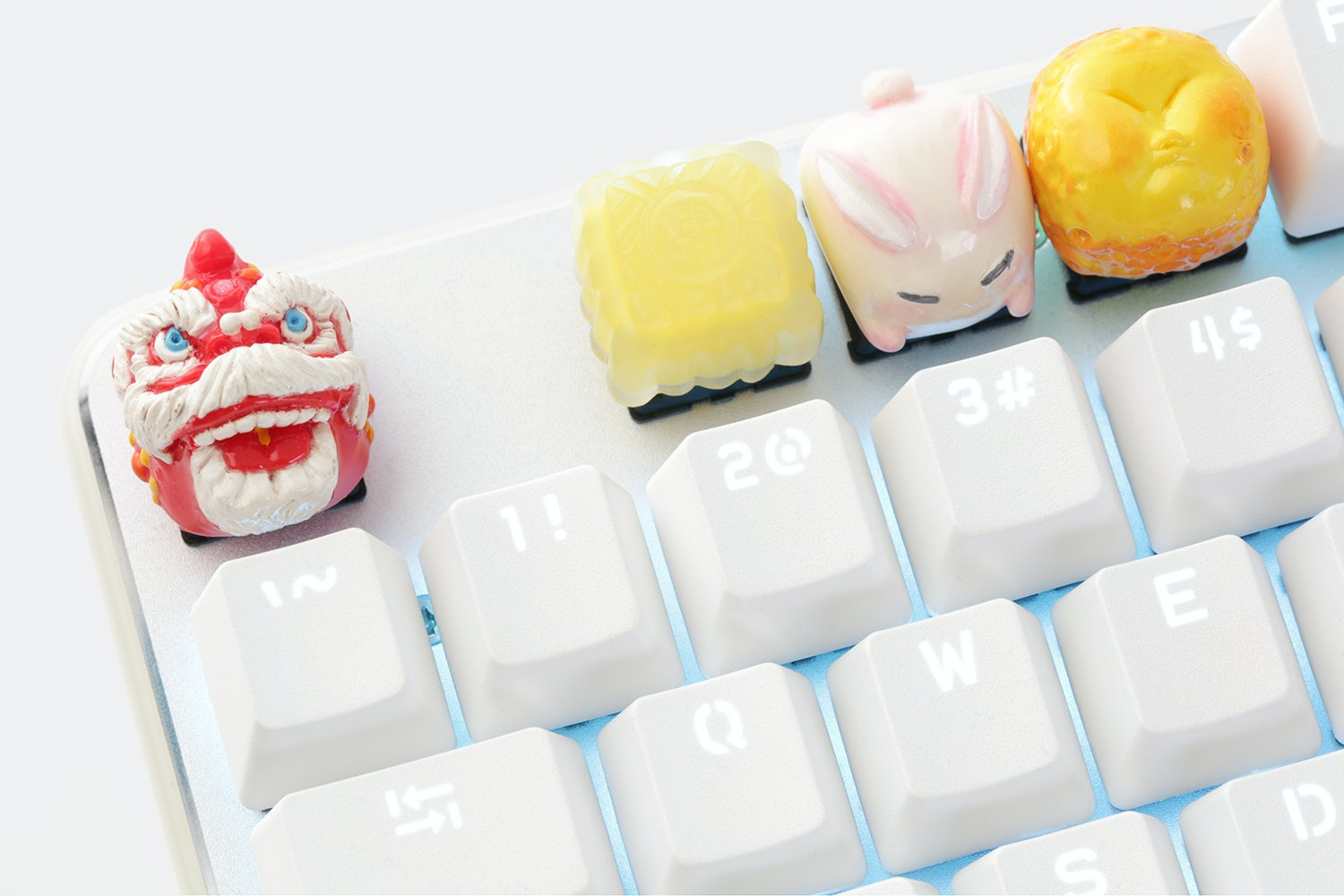 Jelly Key Autumn Festival Artisan Keycap