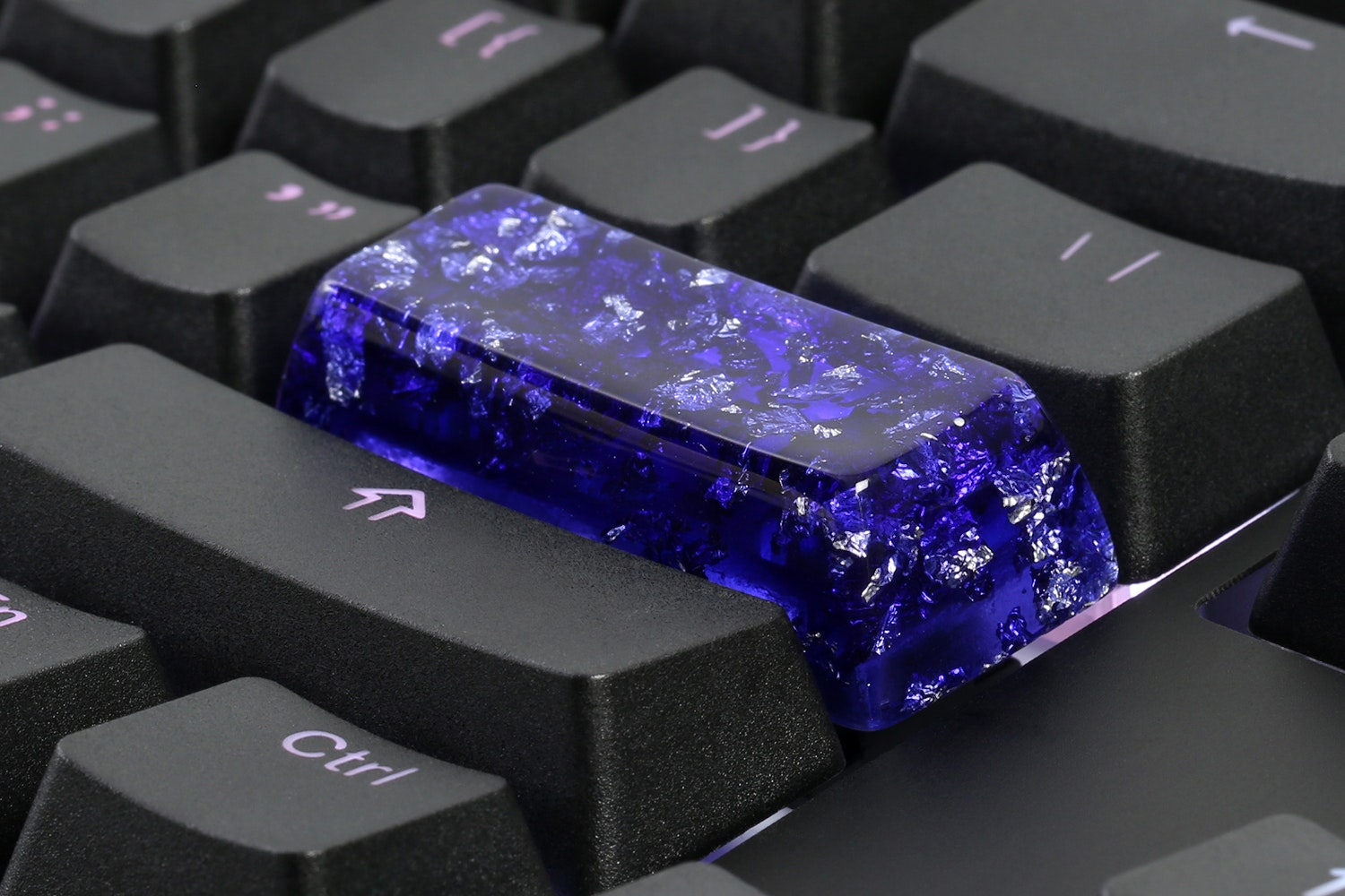 "Jelly Key ""Enter the Stars"" Artisan Keycap"