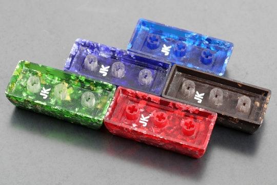 "Jelly Key ""Enter the Stars"" Artisan Keycap"