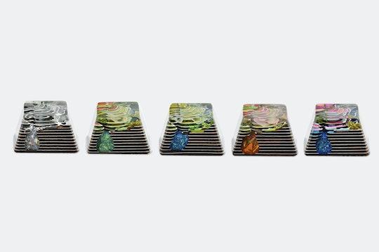 Jelly Key Artifact Series: Seasonal Terraced Field