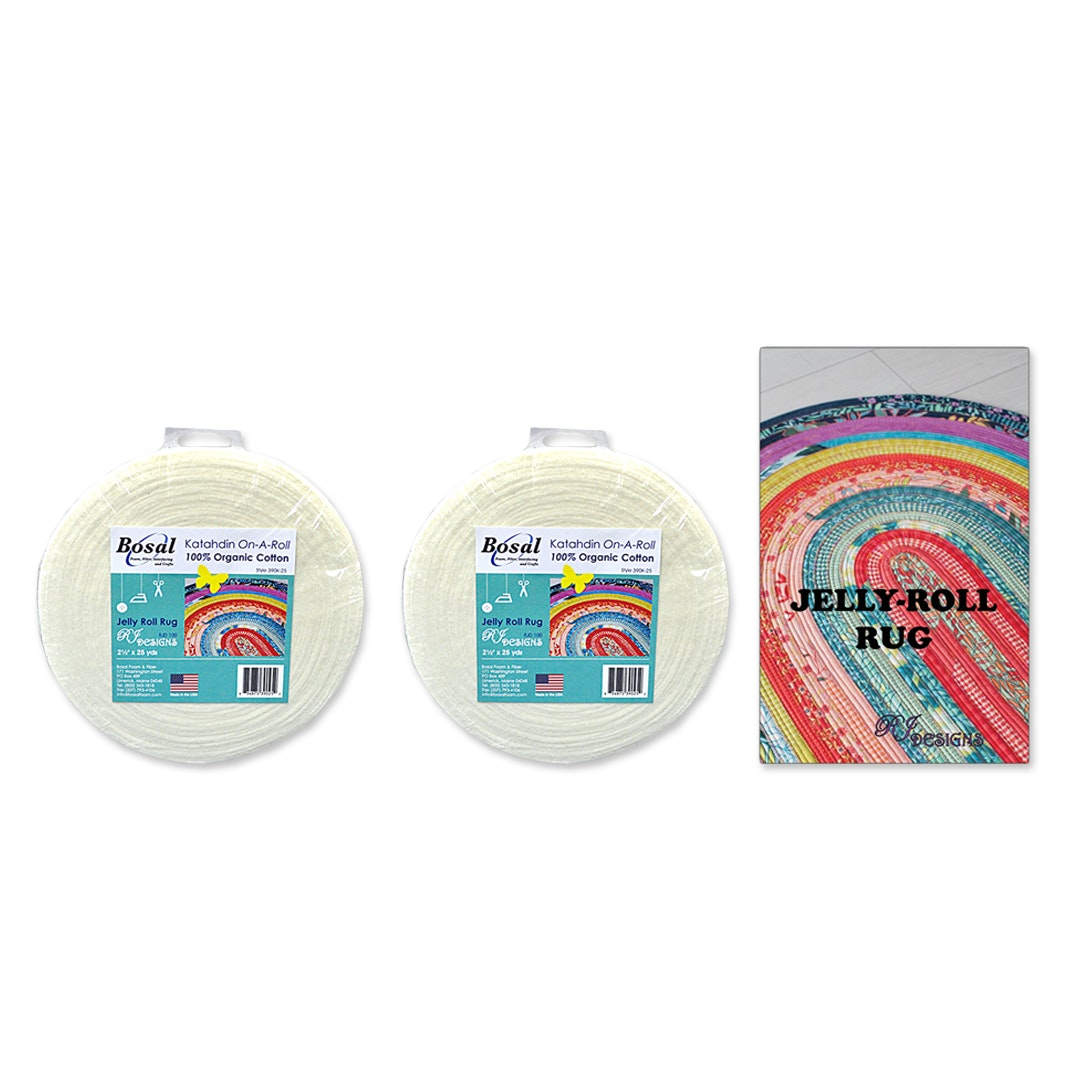 Jelly Roll Rug Bundle