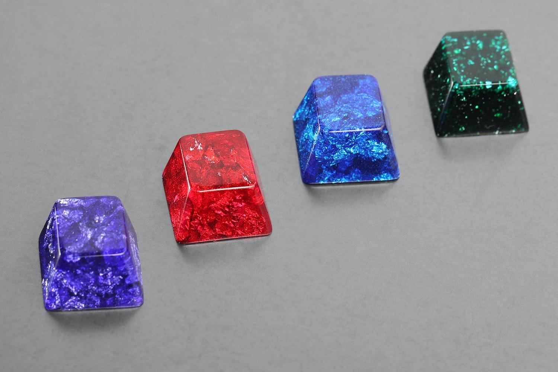 Jelly Key Constellation Series Artisan Keycaps