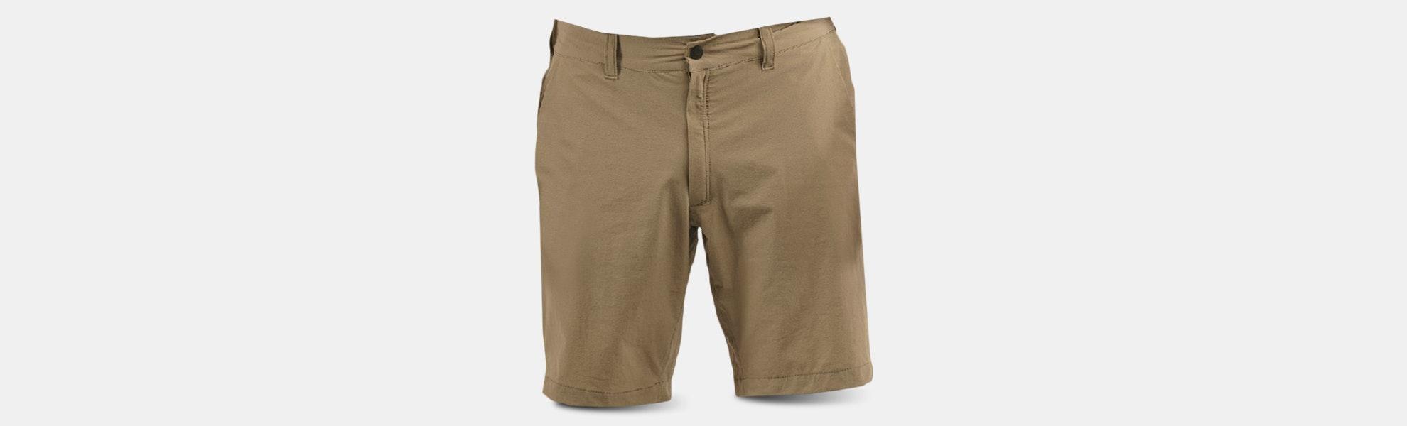 Jeremiah Solana Ripstop Shorts