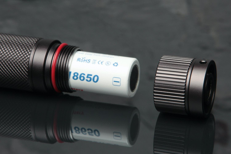 JETBeam KO-01 Flashlight Bundle