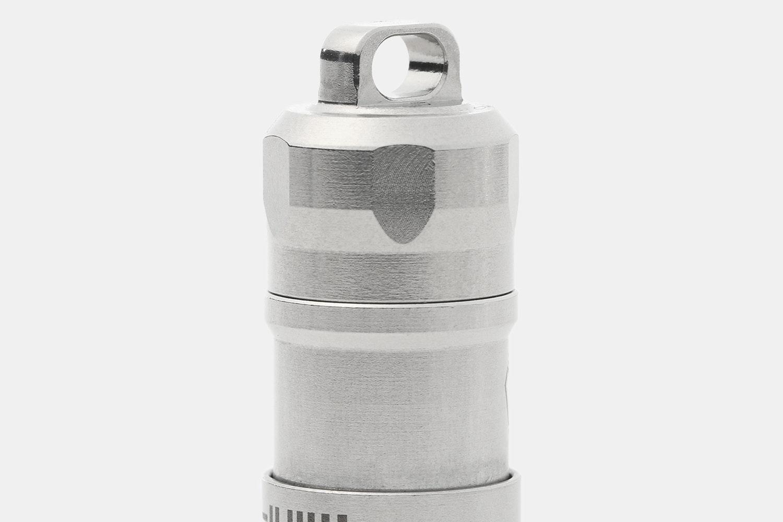 JETBeam / Niteye MINI-1 Stainless Keychain Light