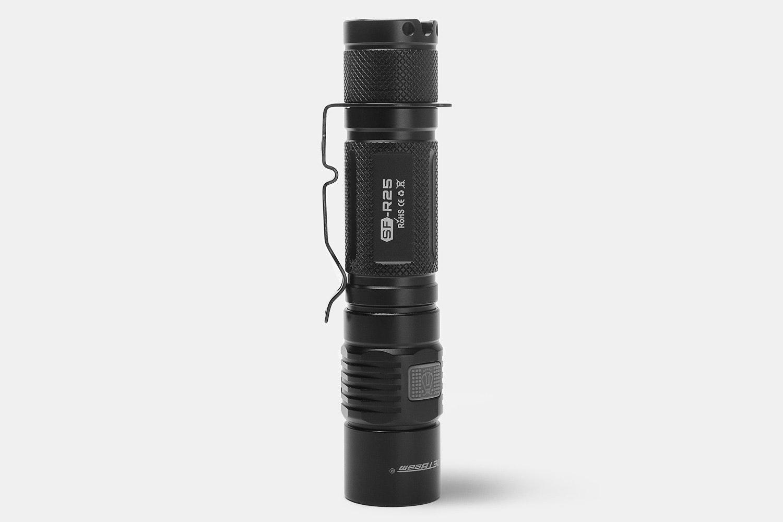JETBeam SF-R25 USB-Rechargeable Flashlight