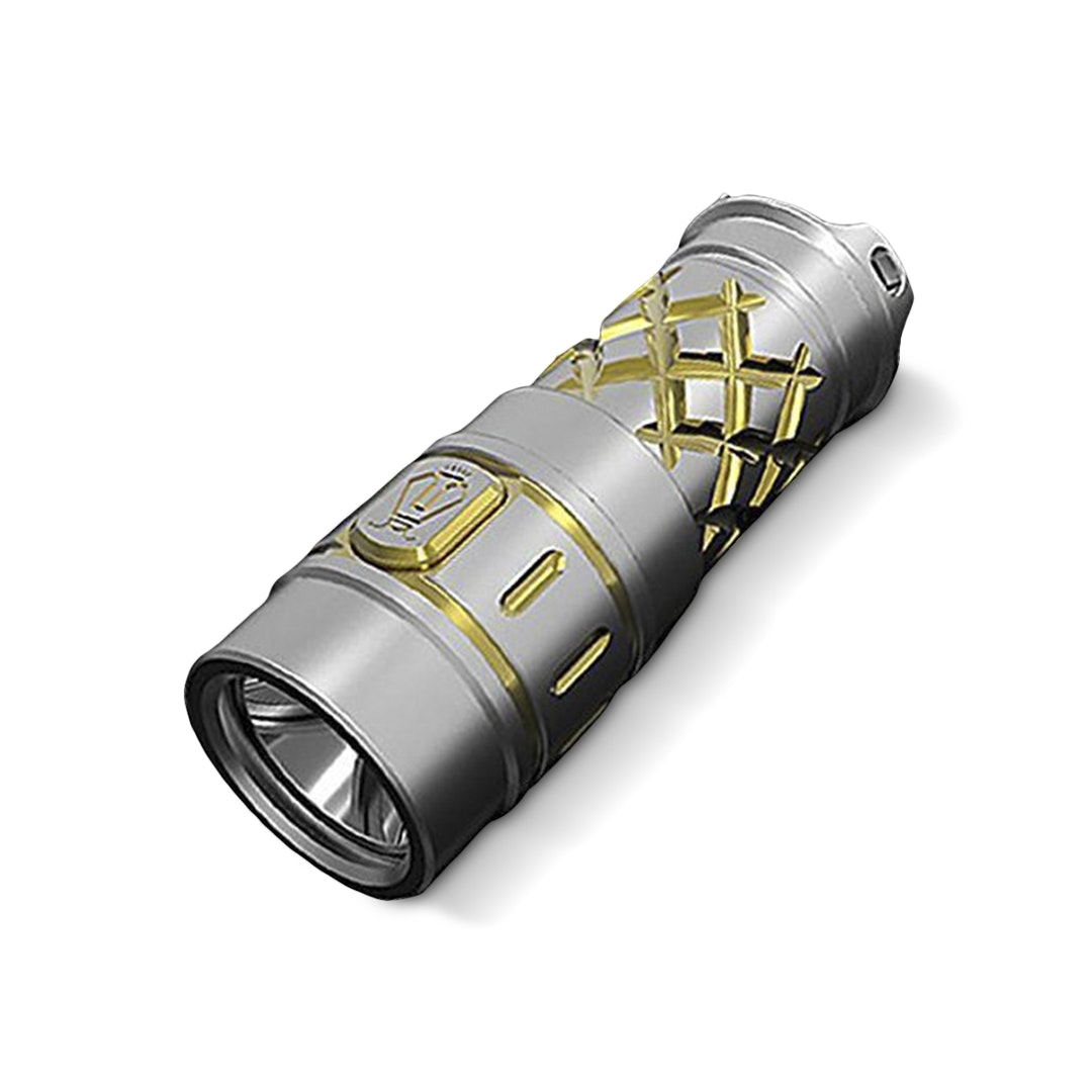 JETBeam TCE-1 Titanium Flashlight
