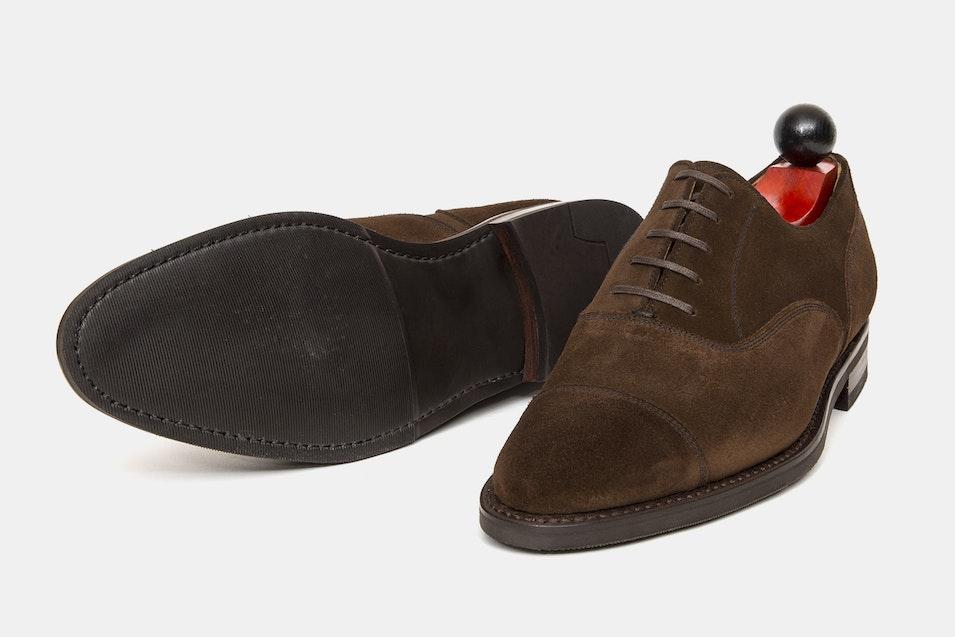 J. FitzPatrick Footwear Magnolia Captoe Oxford | Price ... - photo #15