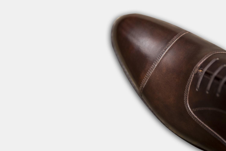 J. FitzPatrick Footwear Magnolia Captoe Oxford