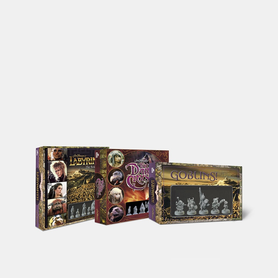 Jim Henson's Board Game Bundle