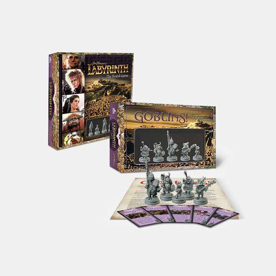Jim Henson's Labyrinth Board Game Bundle