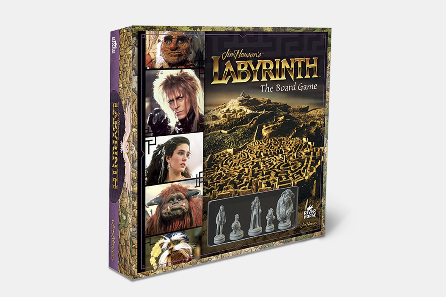 Jim Henson's Labyrinth Board Game Bundle