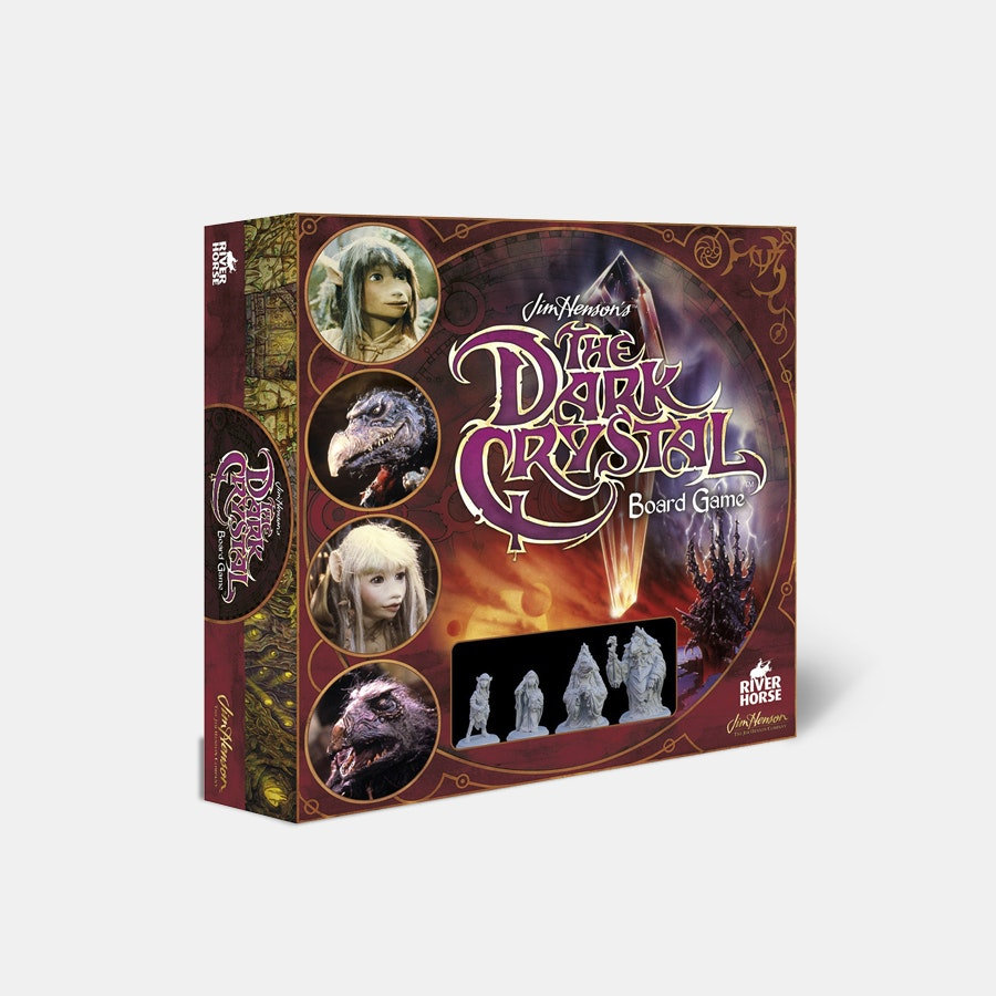 Jim Henson's The Dark Crystal Board Game Preorder
