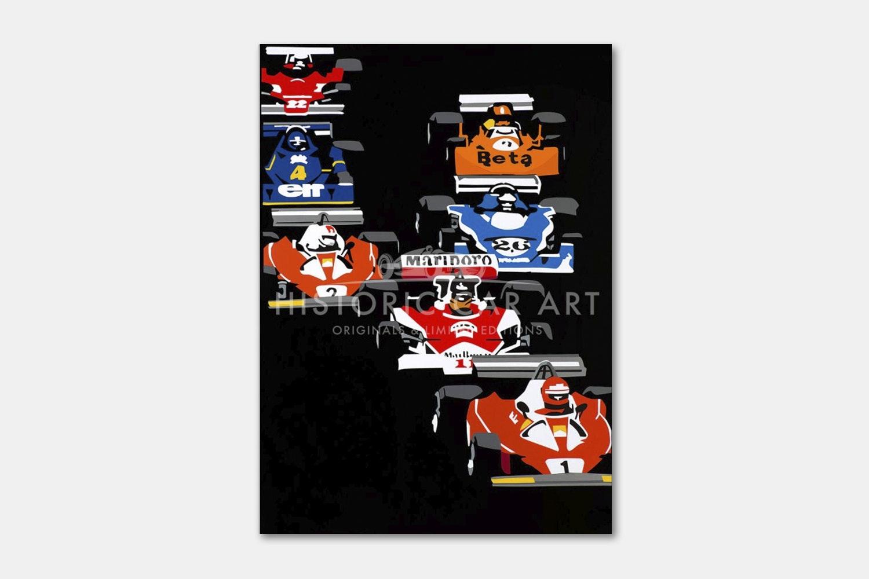 1976 Grand Prix Pack