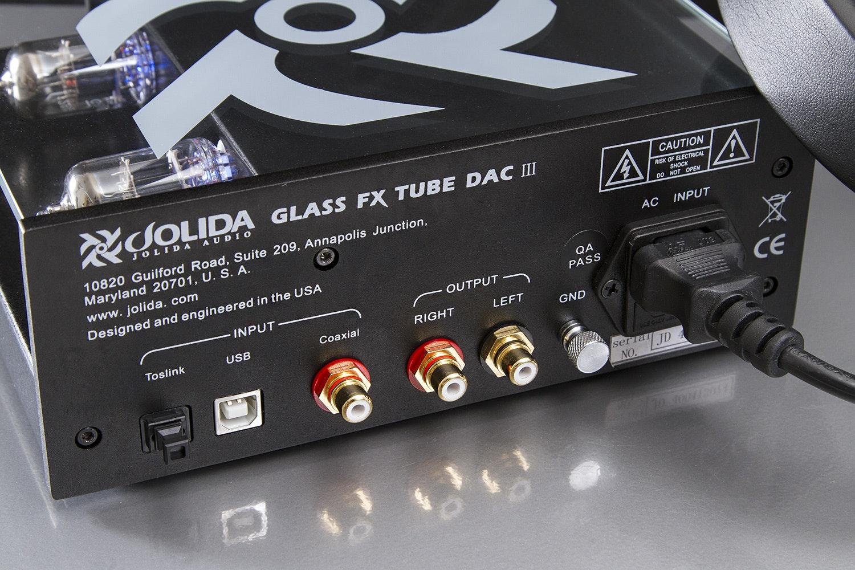 JoLida Tube DAC FX III