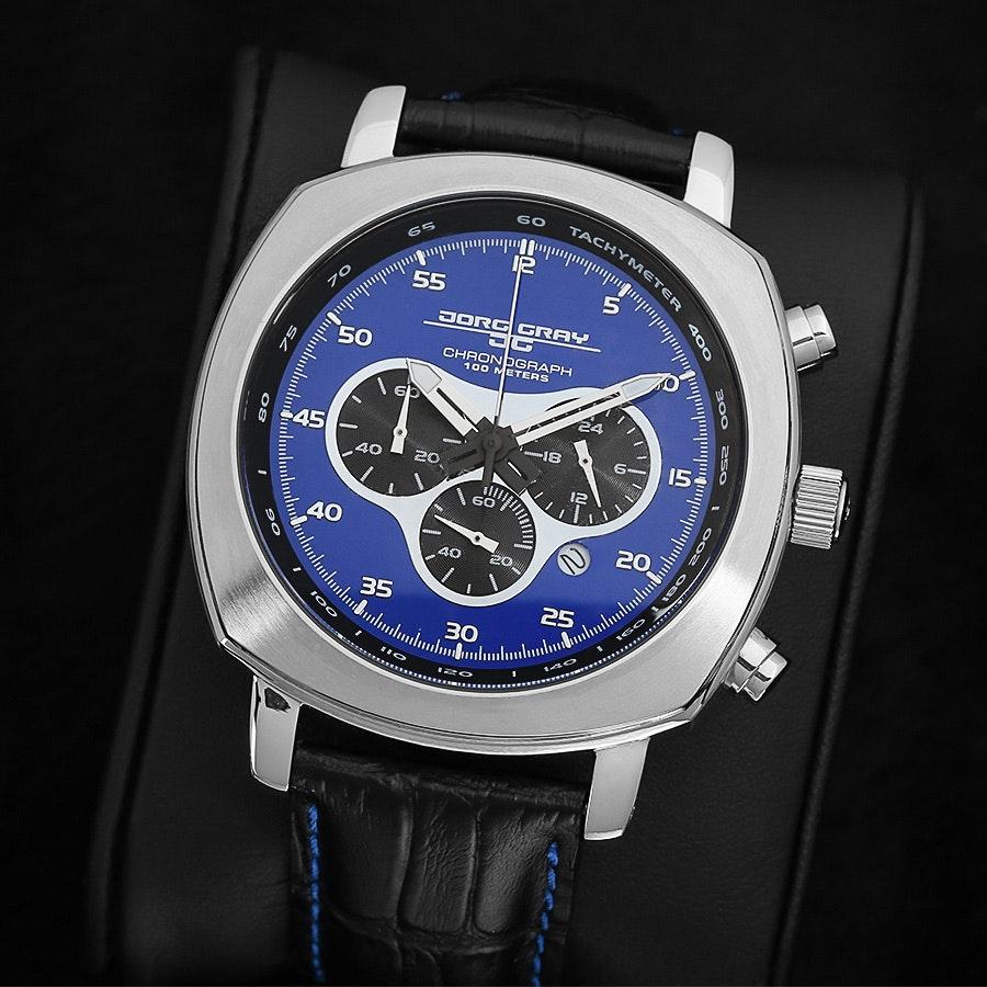 Jorg Gray 3500 Series Chronograph Watch