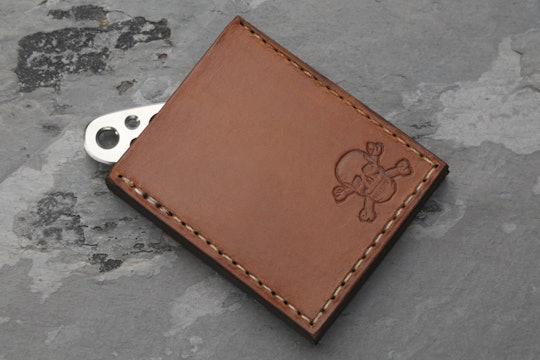 Brown Leather Sheath