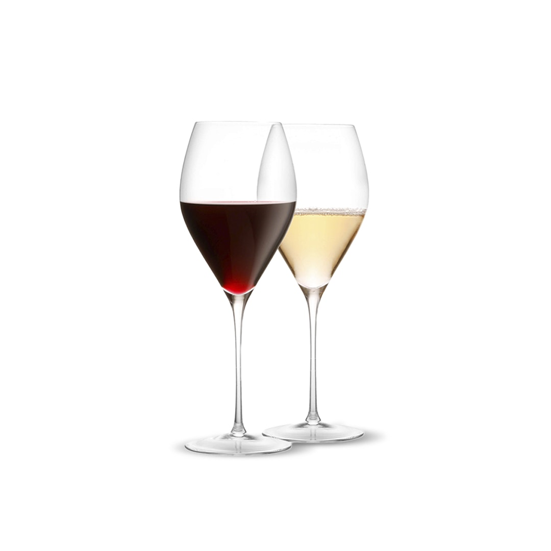 JoyJolt Layla Wine Glasses (Set of 2)
