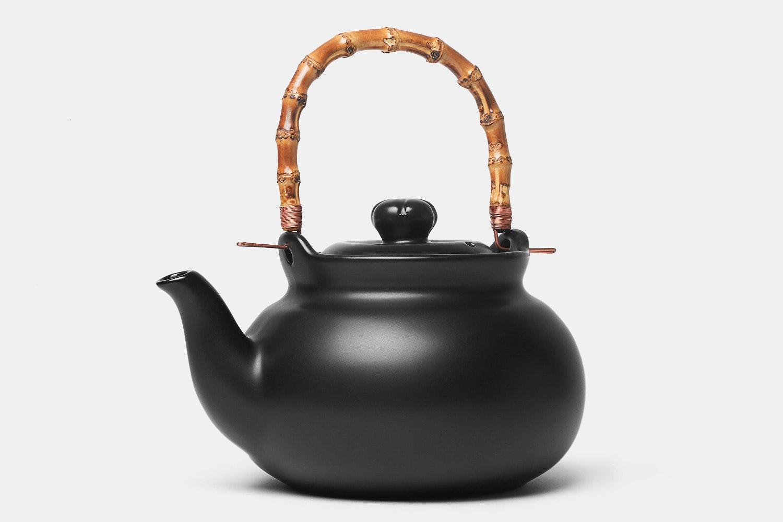 Joyce Chen Ceramic Tea Kettle