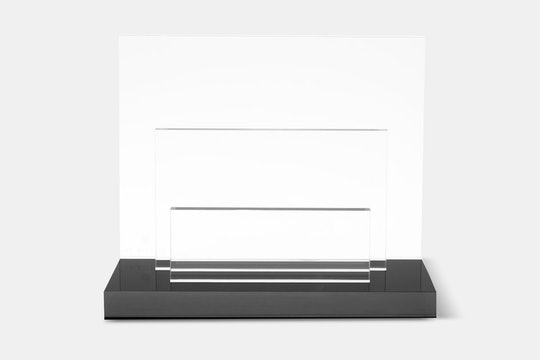 JR William Acrylic Mail Organizer