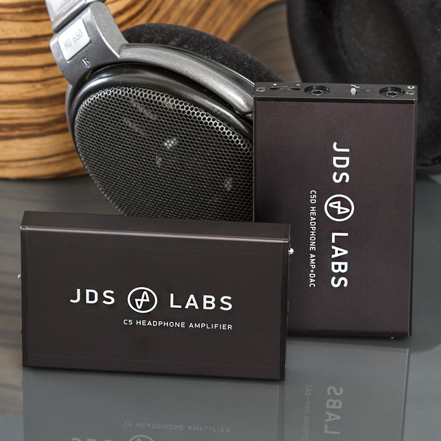 JDS Labs C5 Amp or C5D Portable DAC/Amp