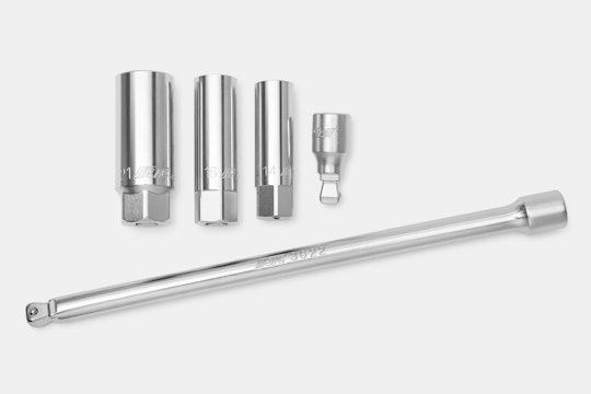 JTC 3/8-Inch 8-Piece Spark Plug Socket Set