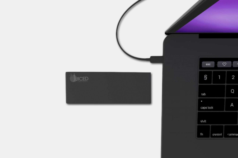 Juiced BossDOCK 5K USB-C Universal Docking Station