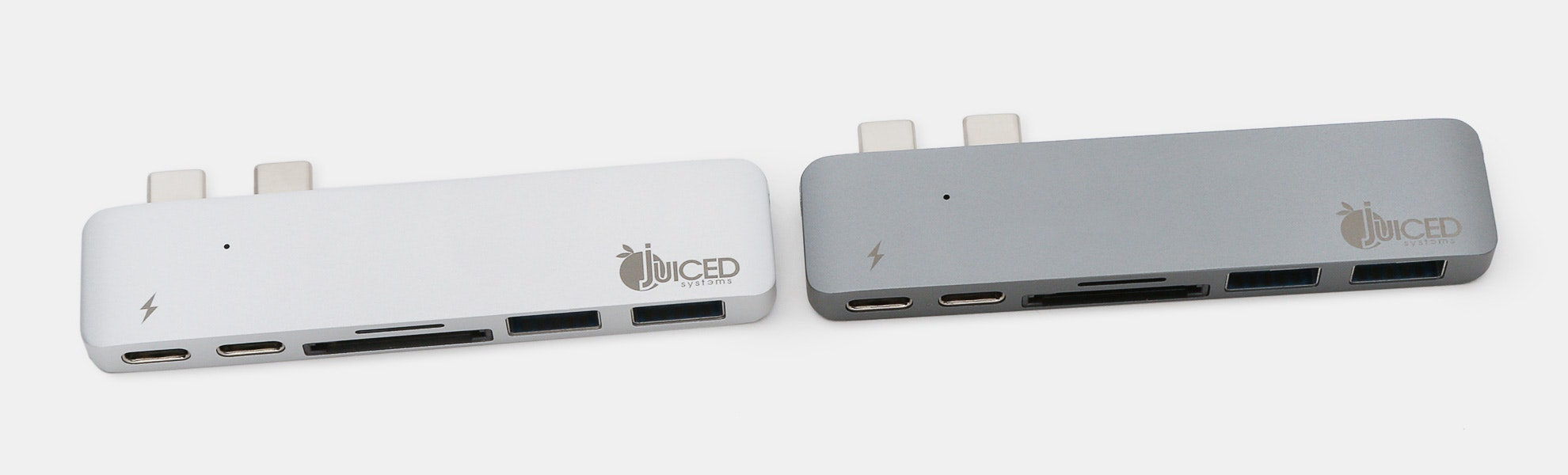 Juiced Systems MacBook USB-C/USB Adapters
