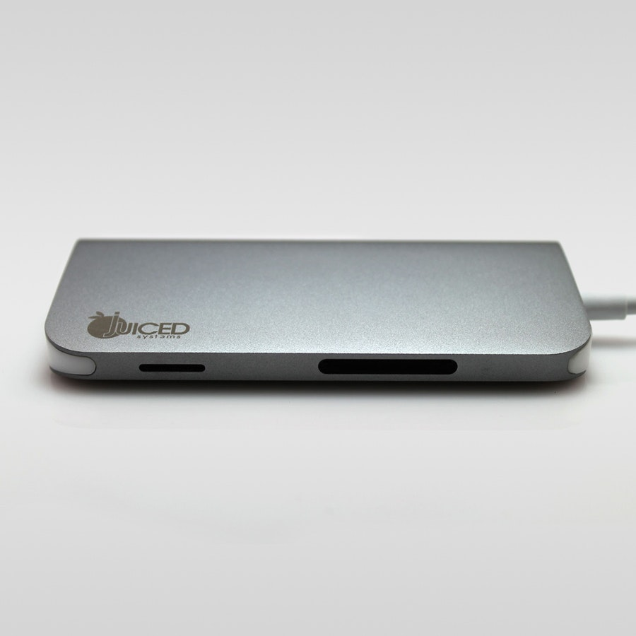 Juiced USB-C MultiPort Gigabit HDMI Hub