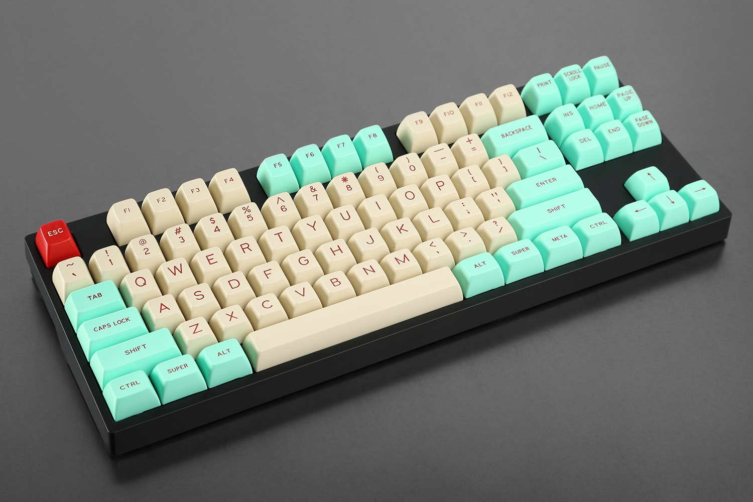 Jukebox SA Custom Keycap Set