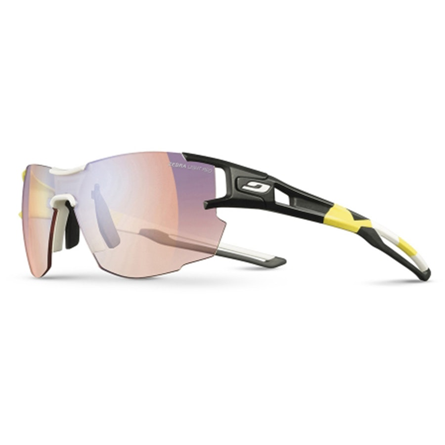 Aerolite Pro Team – Yellow/White/Black – Zebra Light Red  (+$45)