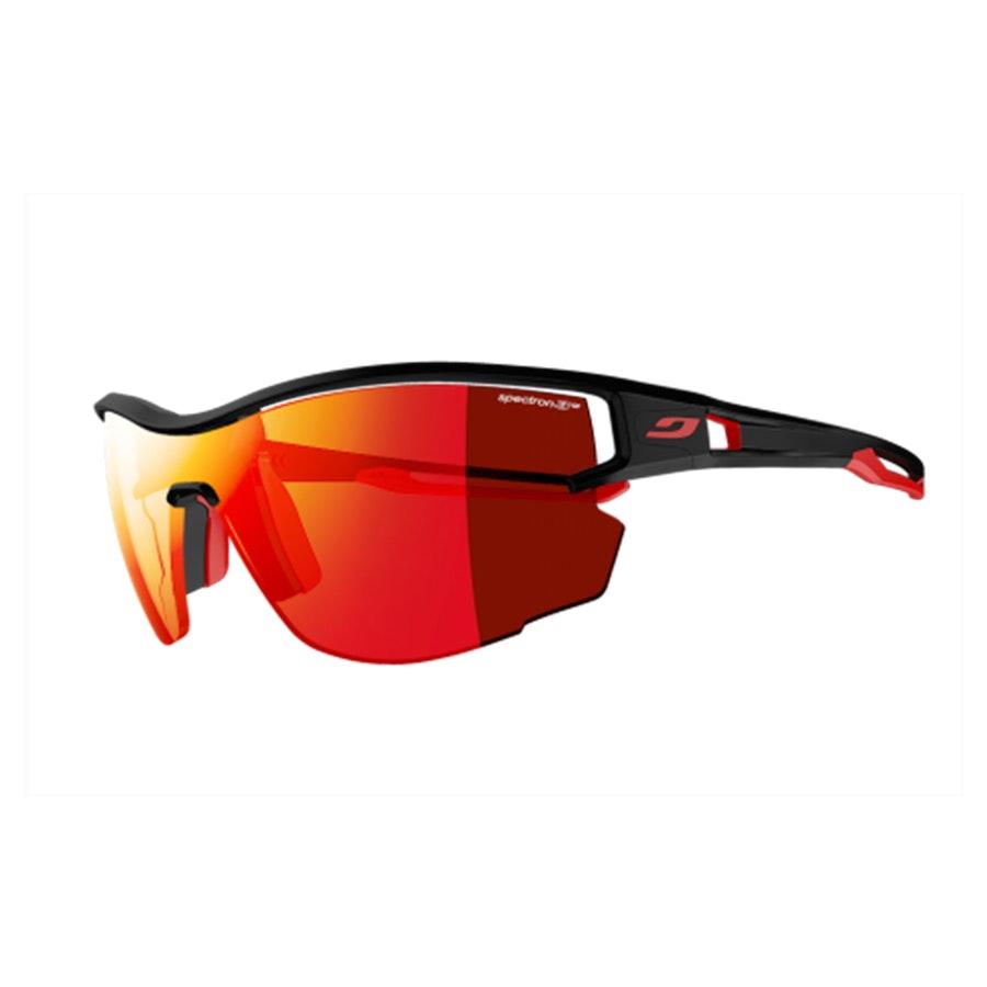 Aero  – Large – Black/Red – Spectron 3CF
