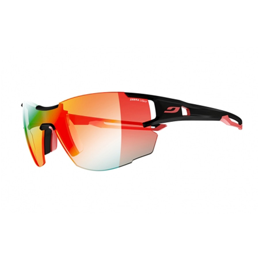 Aerolite  – Medium – Black/Red – Zebra Light (+$35)