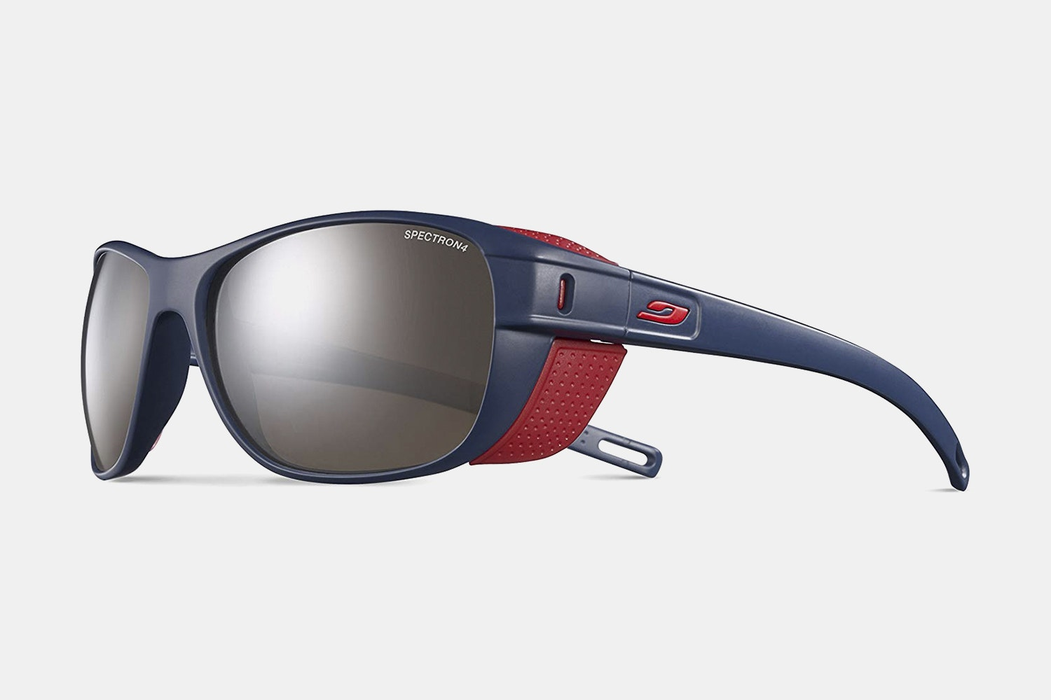 Camino Sunglasses Dark Blue/Red Frame With Spectron 4