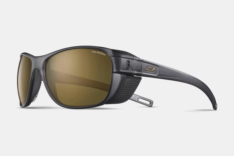 Camino Sunglasses Black/Black Frame With Polarized 3 (+$15)
