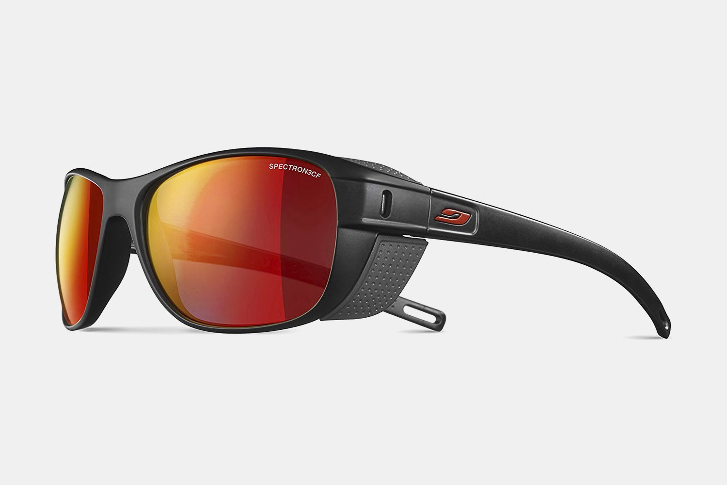 Camino Sunglasses Black/Red Frame With Spectron 3 CF