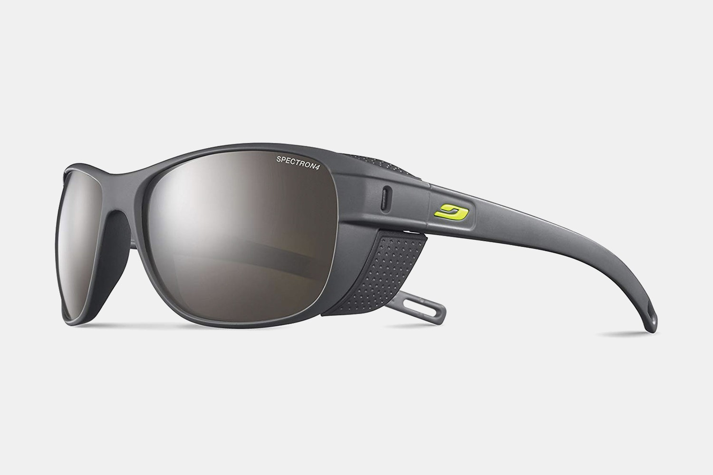 Camino Sunglasses Dark Gray/Gray Frame With Spectron 4