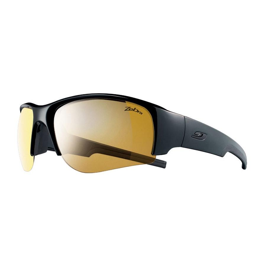 Black/Black, Zebra photochromic lenses