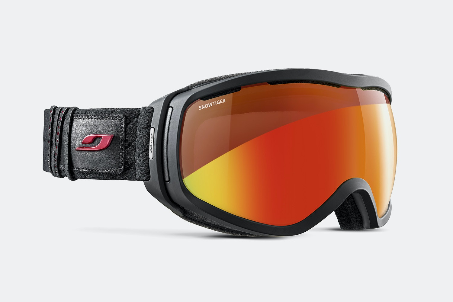 Elara OTG Goggle - Black - Snow Tiger