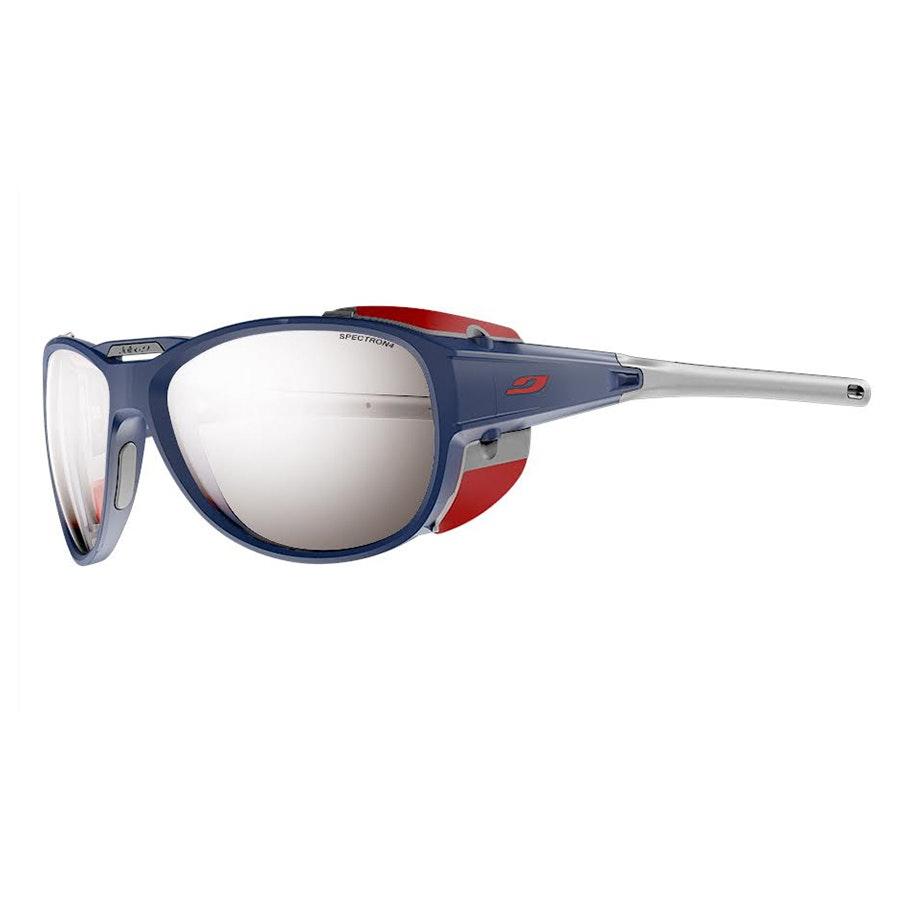 Spectron 4 lenses: Matte Blue/Red