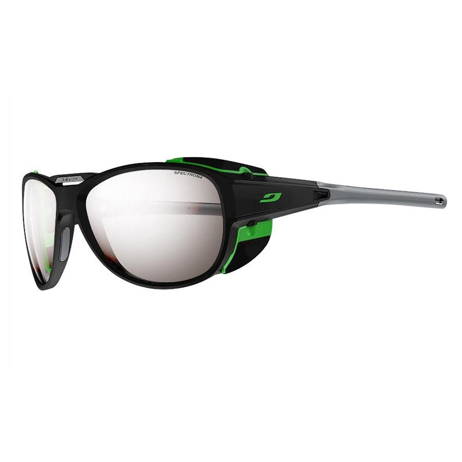 Spectron 4 lenses: Matte Gray/Green