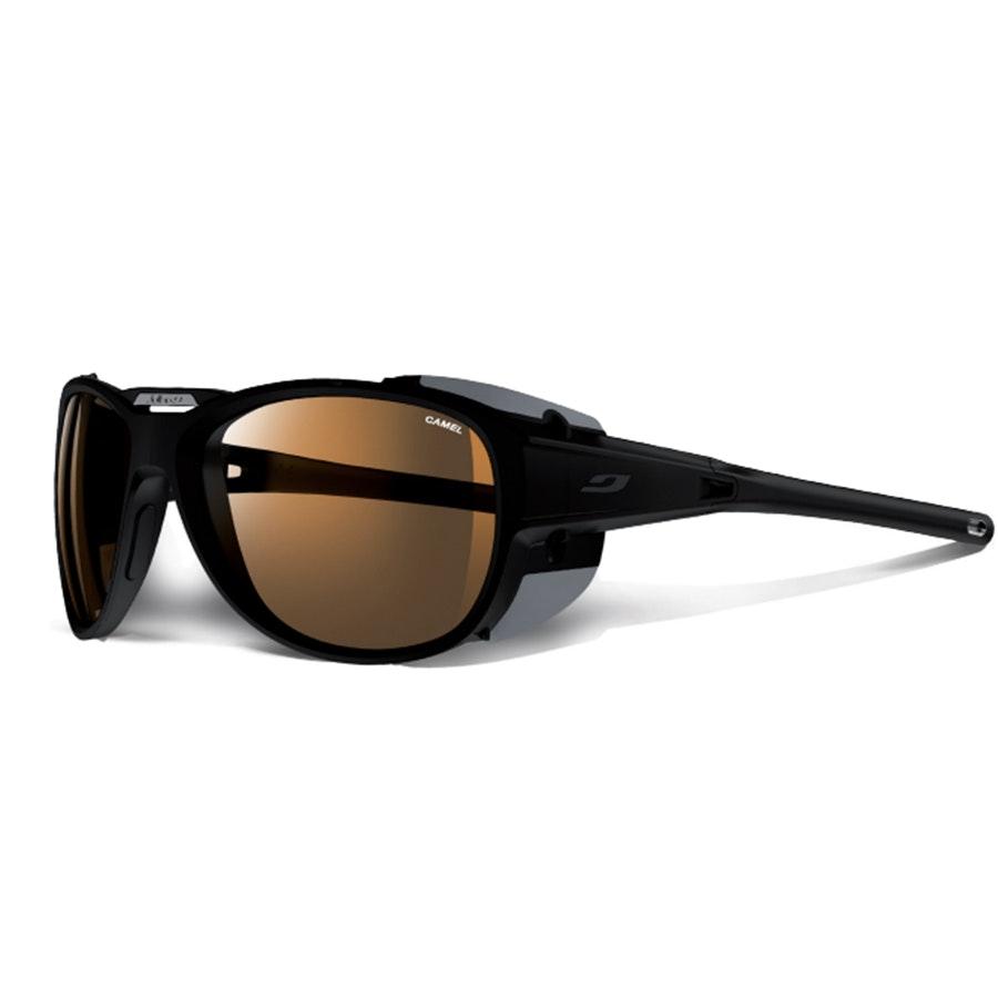 Camel lenses: Matte Black/Black (+ $50)